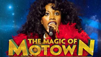 Magic of Motown Leicester Show Tickets