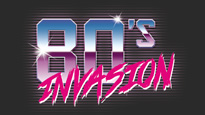 80s Invasion Leicester Show Tickets