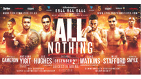 All or Nothing Leicester Show Tickets