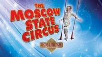 Moscow State Circus Leicester Show Tickets